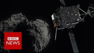 Rosetta: The end is nigh - BBC News