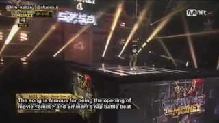 Basick Show Me The Money 4 Sub English (Auditions 2 round) (Performance Cut)