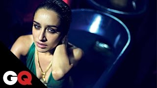 Shraddha Kapoor Sizzles As The GQ Cover Star | Photoshoot Behind-the-Scenes | GQ India