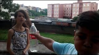 Desafio água na boca