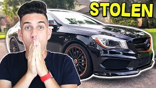 TAKING UNSPEAKABLEGAMING'S CAR! (MINECRAFT REAL LIFE TROLL)