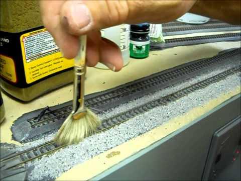Ballast Kato Unitrack by Fifer Hobby Supply