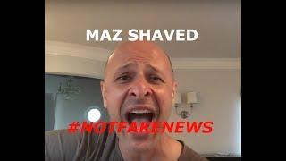 Shaved my Beard! | Maz Jobrani