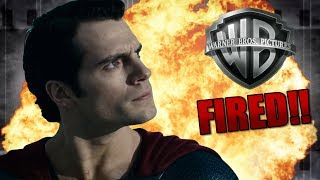 Henry Cavill FIRED! - WB