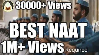 2018-2019 Best ever naat in urdu || la ilaha illalah || Ilm ki Roshni