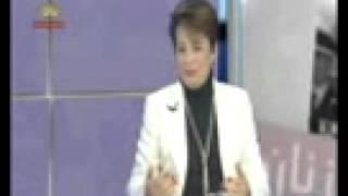 خاطرات مرجان از زندان در یک برنامه تلویزیونی