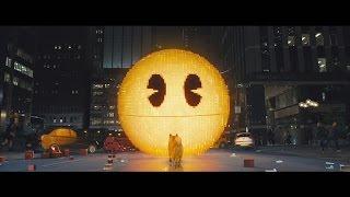 """映画『ピクセル』柴犬""""まる特別コラボ映像【完全版】"""
