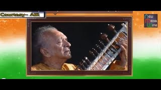 Voice of Sitar maestro Pandit Ravi Shankar