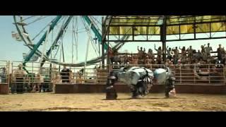 Gigantes de Acero ambush vs black thunder 3