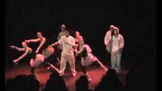 Hip-Hop- Ballet Dance