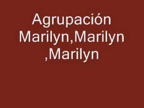 Me Enamore Agrupacion Marilyn letra