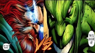 HULK V.S. ZEUS (Complete FIGHT) (ENGLISH)