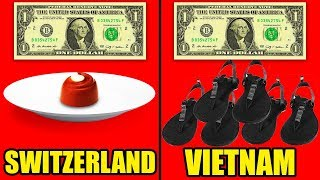 What A Dollar Gets You Around the World