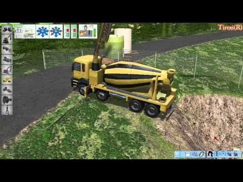 Bagger Simulator 2011 Gameplay