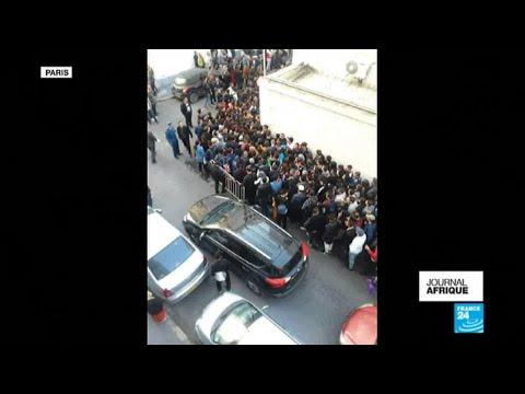 Xxx Mp4 Algérie Pagaille Lors Des Inscriptions Au Test De Français à L Institut Français D Alger 3gp Sex