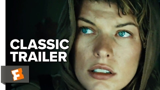 Resident Evil: Extinction (2007) Official Trailer 1 - Milla Jovovich Movie