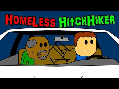 Brewstew Homeless Hitchhiker