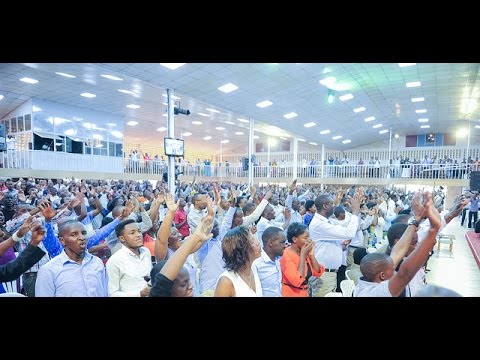 Heaven On Earth 12 Hours Of  Praise & Worship With Mass Choir Asaph Rwanda