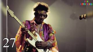 Jimi Hendrix | From 2 to 27 years old