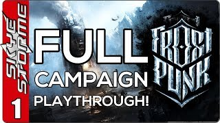Frostpunk Full Campaign Gameplay / Let