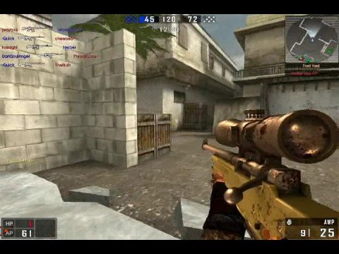 Blackshot Gameplay Video