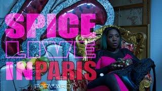 Spice Performing Live In Paris