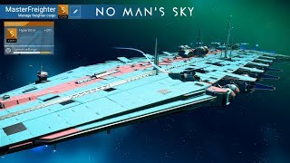 A guide to the Perfect S-Class Freighter in No Man's Sky