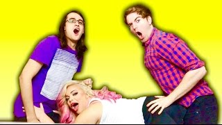 SEX POSITION CHALLENGE! (with Trisha Paytas & Drew Monson)
