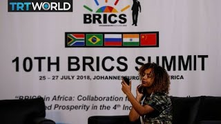 Turkey attends BRICS summit in Johannesburg