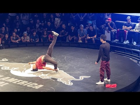 Rion VS Icy Ives - Red Bull BC One North American Final 2015
