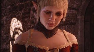 Sera Romance Scenes (all options) | Dragon Age: Inquisition