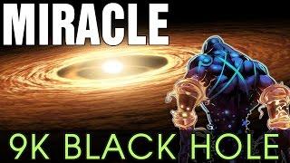 Miracle Enigma - 9K MMR Black Hole - Dota 2 7.01