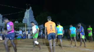Pudur Nadu kabaddi match 001