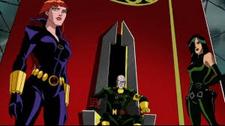 The Avengers  Earth's Mightiest Heroes S 1 Ep 13  Gamma World, Part 2