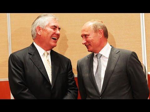 The Trillion Dollar Trump Putin Exxon Plot Thickens