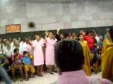 Concentração com a Mocidade da IPDA de Aracaju
