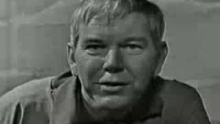The Friendly Giant, early clip black and white