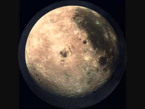 Hazrat Muhammad SAW Name on Moon Youtube Muhammad Name on Moon2.flv