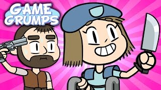Game Grumps Animated - Crate and Barrel - by Mike Bedsole