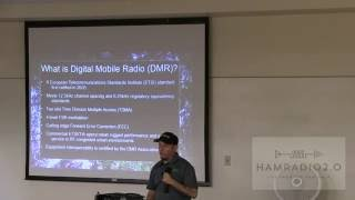 Ham Radio 2.0: Episode 54 - DMR Presentation At The M.A.R.S. Club In Texas