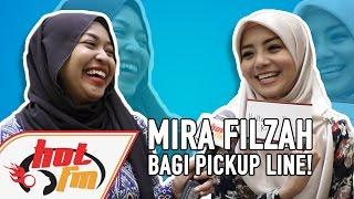 Mira Filzah bagi pickup line! - Cak Bersama Sarancak