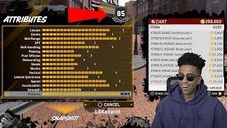 FIRST 85 OVERALL SHOT CREATOR SLASHER! ROAD TO 99! NBA 2K18 MyCareer Gameplay