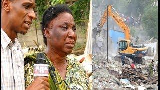 LIVE: INASIKITISHA SANA! Mjane Aliyebomolewa Nyumba Dar, Amlilia Lukuvi