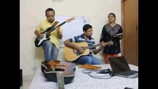ARIJIT SINGH's Mon majhi re & Sun le zara MIX COVER - Sreshtha Banerjee