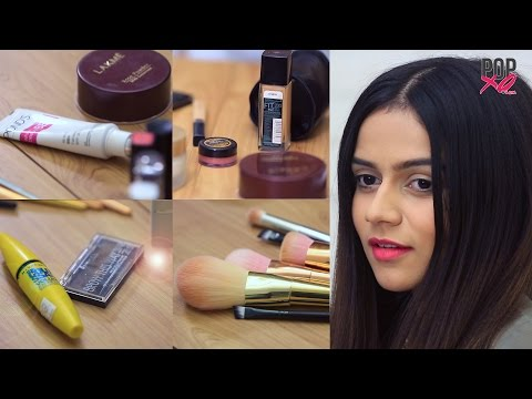 Xxx Mp4 Komal S Everyday Makeup Routine Makeup Tutorial For Beginners POPxo 3gp Sex