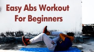 Easy Abs Workout For Beginners in Bangla
