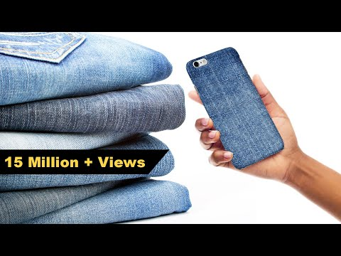 Xxx Mp4 How To Make Mobile Cover DIY Mobile Case Denim Mobile Cover Crafts Junction 3gp Sex