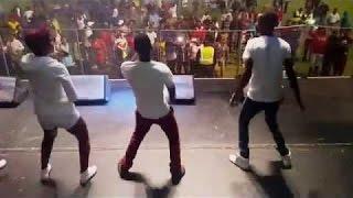 King Monads vs Makhadzi ( Tsoga o Nswaresware)_#parody