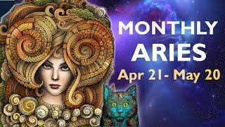 💞 ARIES APRIL 21 - MAY 20 ***SOULMATE AHEAD***