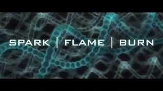Spark | Flame | Burn (Sterek, Mutant AU)